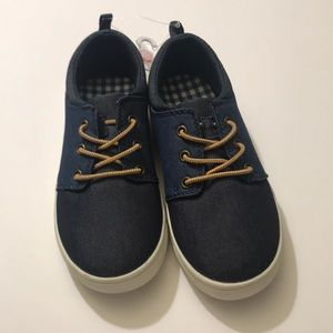 Carters Navy Dress Shoes